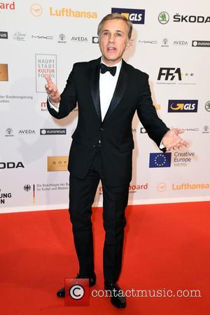 Christoph Waltz - The 28th European Film Awards (Europaeischer Filmpreis) at Haus der Berliner Festspiele - Arrivals at Haus der...