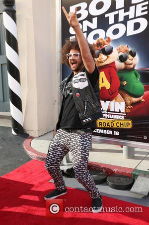 Redfoo - 'Alvin and the Chipmunks: The Road Chip' premiere at the Darryl F. Zanuck Theatre at Zanuck Theater at...