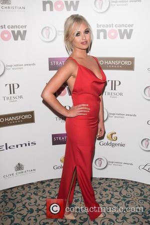 Jorgie Porter - The Inspiration Awards for Women 2015 held at the Landmark Hotel - London, United Kingdom - Saturday...