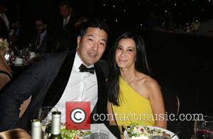 Dr. Paul Song and Lisa Ling
