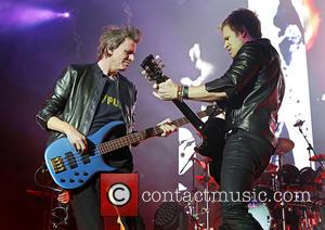 Duran Duran, John Taylor and Dom Brown