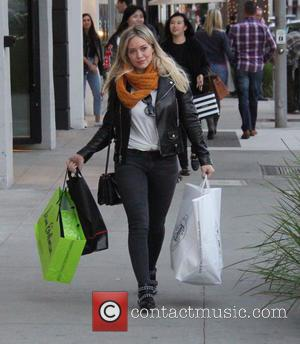 Hilary Duff and Hilery Duff