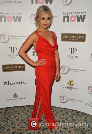 Jorgie Porter - The Inspiration Awards For Women 2015 - Arrivals at Landmark Hotel. Marylebone Road London - London, United...