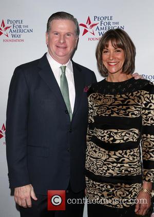Michael Keegan and Wendie Malick
