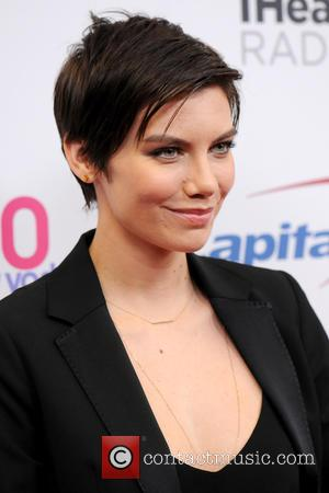 Lauren Cohan - Z100's iHeartRadio Jingle Ball 2015 at Madison Square Garden - Arrivals at Madison Square Garden - New...