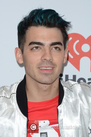 Joe Jonas - Z100's iHeartRadio Jingle Ball 2015 at Madison Square Garden - Arrivals at Madison Square Garden - New...