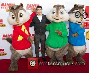 Justin Long, Alvin and The Chipmunks
