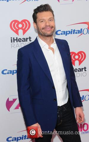 Ryan Seacrest - Z100's iHeartRadio Jingle Ball 2015 at Madison Square Garden - Red Carpet Arrivals at Madison Square Garden...