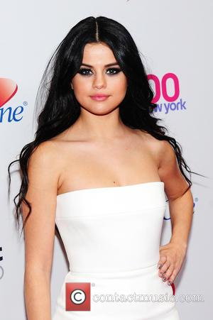 Selena Gomez - Z100's iHeartRadio Jingle Ball 2015 at Madison Square Garden - Red Carpet Arrivals at Madison Square Garden...