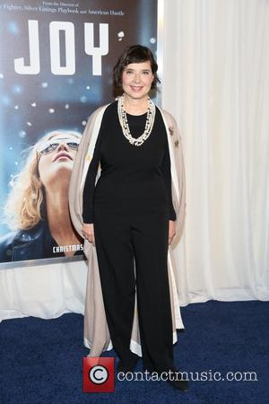 Isabella Rossellini - New York premiere of 'Joy' at the Ziegfeld Theater - Arrivals at Ziegfeld Theater - New York,...