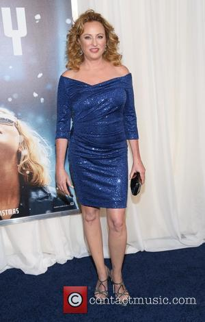 Virginia Madsen - New York premiere of 'Joy' at the Ziegfeld Theater - Arrivals at Ziegfeld Theater - New York,...
