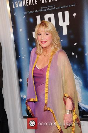 Diane Ladd - New York premiere of 'Joy'- Red Carpet Arrivals - New York City, New York, United States -...