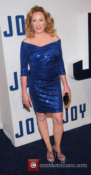 Virginia Madsen - New York premiere of 'Joy'- Red Carpet Arrivals - New York City, New York, United States -...