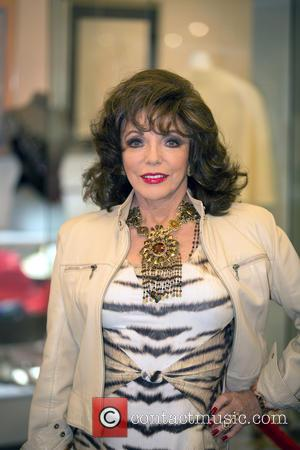 Joan Collins - Joan Collins is set to auction off her iconic wardrobe including Dynasty costumes on Wednesday, Dec 16th,...