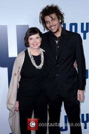 Isabella Rossellini and Roberto Rossellini