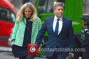 Neil Fox - Neil Fox arrives at Westminster Magistrates Court as Magistrates give their verdicts for alleged indecent and sexual...