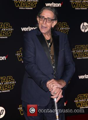 Peter Mayhew - Celebrities attend Premiere Of Walt Disney Pictures And Lucasfilm's