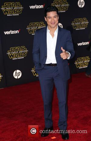 Mario Lopez - Celebrities attend Premiere Of Walt Disney Pictures And Lucasfilm's