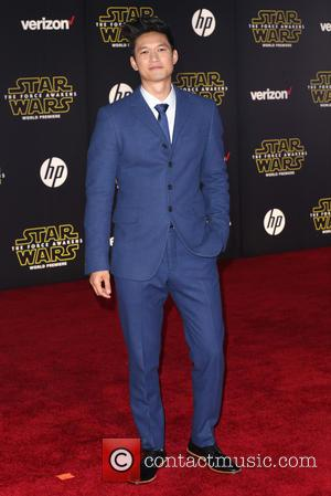 Harry Shum Jr. - Celebrities attend Premiere Of Walt Disney Pictures And Lucasfilm's