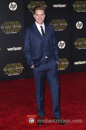 Walt Disney, Dominic Sherwood and Star Wars
