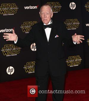 Max von Sydow - Celebrities attend Premiere Of Walt Disney Pictures And Lucasfilm's
