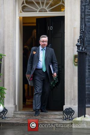Michael Gove MP, Lord Chancellor , Secretary of State for Justice - Cabinet Members arrive and depart from the weekly...