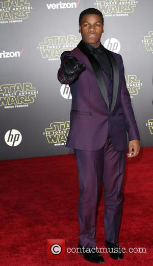 John Boyega - Celebrities attend Premiere Of Walt Disney Pictures And Lucasfilm's
