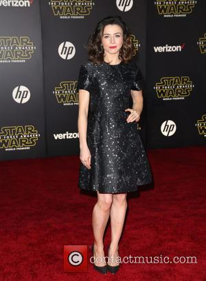 Caterina Scorsone - Celebrities attend Premiere Of Walt Disney Pictures And Lucasfilm's