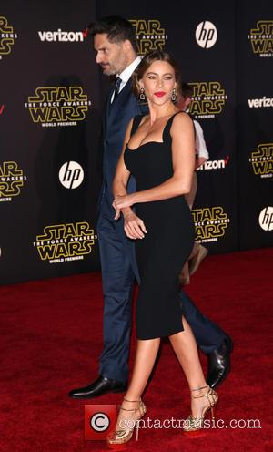 Joe Manganiello , Sofia Vergara - Celebrities attend Premiere Of Walt Disney Pictures And Lucasfilm's