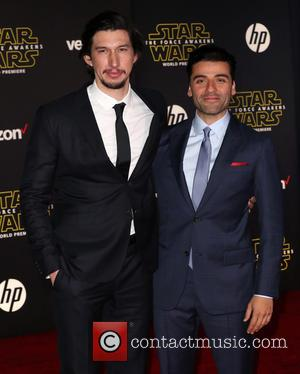 Adam Driver and Oscar Isaac
