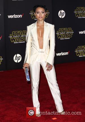 Karrueche Tran - Celebrities attend Premiere Of Walt Disney Pictures And Lucasfilm's