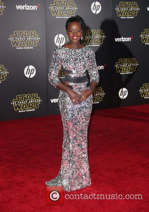 Lupita Nyong'o - Premiere Of Walt Disney Pictures And Lucasfilm's