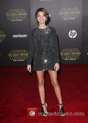 Sarah Hyland - Premiere Of Walt Disney Pictures And Lucasfilm's
