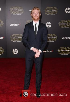 Domhnall Gleeson - Premiere Of Walt Disney Pictures And Lucasfilm's