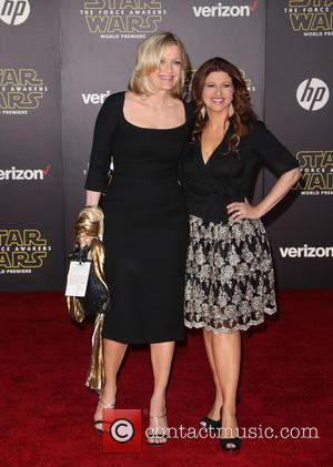 Diane Sawyer - Premiere Of Walt Disney Pictures And Lucasfilm's
