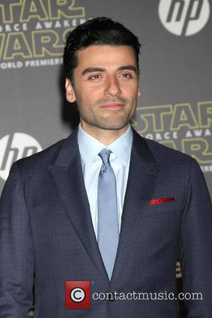 Oscar Isaac - Star Wars - The Force Awakens World Premiere at Hollywood & Highland - Los Angeles, California, United...