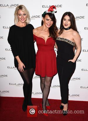 Ali Bastian, Lizzie Cundy and Ella Jade