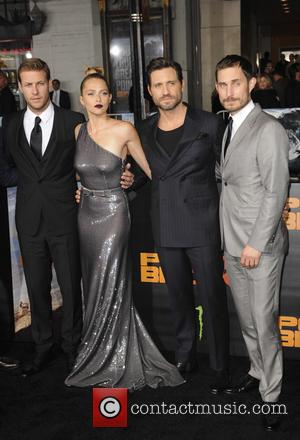 Teresa Palmer, Luke Bracey, Edgar Ramirez , Clemens Schick - Premiere of Warner Bros. Pictures And Alcon Entertainment's 'Point Break'...