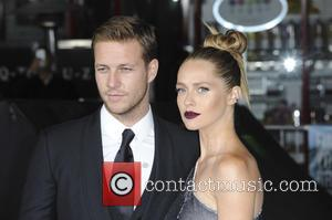 Teresa Palmer and Luke Bracey