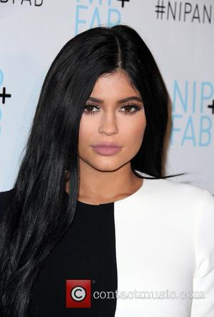 Kylie Jenner - Kylie Jenner Announced As Brand Ambassador For Nip + Fab - Arrivals at W Hotel Hollywood -...