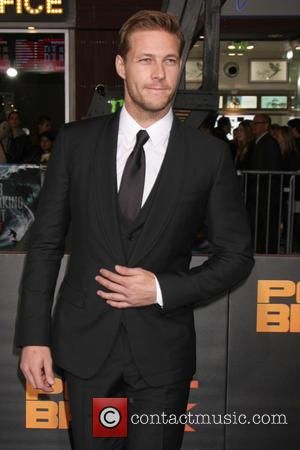 Luke Bracey - The Los Angeles premiere of 'Point Break' at the TCL Chinese Theater - Arrivals at TCL Chinese...