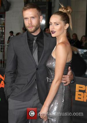 Mark Webber and Teresa Palmer