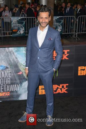 Cas Anvar - The Los Angeles premiere of 'Point Break' at TCL Chinese Theater - Red Carpet Arrivals at TCL...
