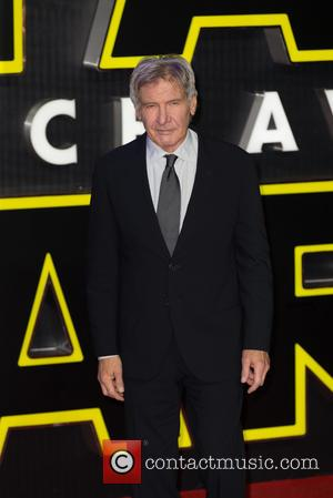 Harrison Ford - The European Premiere of 'Star Wars: The Force Awakens'  held at the Odeon and Vue, Leicester...