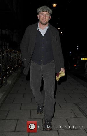 Guy Ritchie - Guy Richie and Jeremy Clarkson seen at 34 Restaurant Mayfair - London, United Kingdom - Wednesday 16th...
