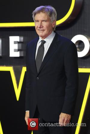 Harrison Ford - Star Wars: The Force Awakens - UK film premiere - London, United Kingdom - Wednesday 16th December...
