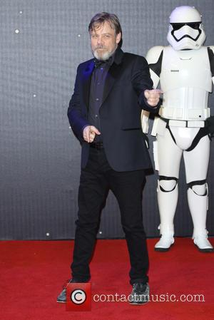 Mark Hamill - Star Wars: The Force Awakens - UK film premiere - London, United Kingdom - Wednesday 16th December...