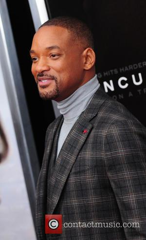 Will Smith - New York City special screening of 'Concussion' at the AMC Loews Lincoln Square - Red Carpet Arrivals...