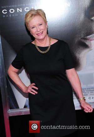 Eve Plumb - New York City special screening of 'Concussion' at the AMC Loews Lincoln Square - Red Carpet Arrivals...