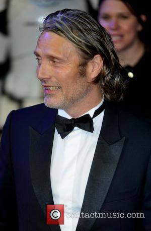 Mads Mikkelsen - Star Wars: The Force Awakens - European Premiere at Leicester Square, London - London, United Kingdom -...